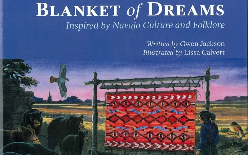Lump Lump and the Blanket of Dreams un libro de cuentos para niños