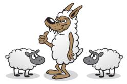 Los predadores infantiles: Lobos vestidos de ovejas