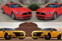 Ford Mustang vs Chevrolet Camaro: ¿Cuál de los dos prefieres?