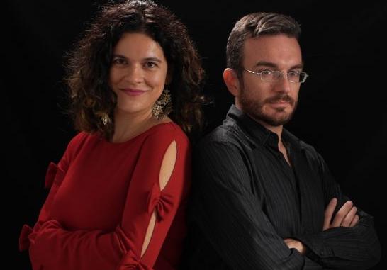 Ana Ballabriga y David Zaplana