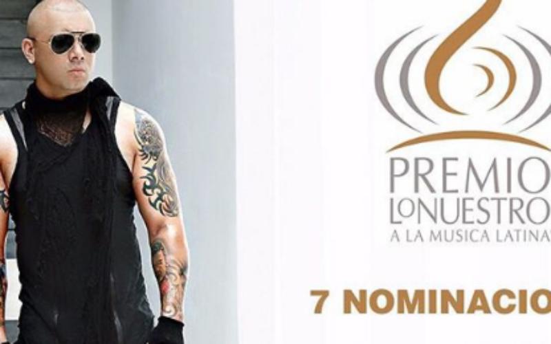 """Wisin encabeza las nominaciones de """"Premios Lo Nuestro"""" 2017"""