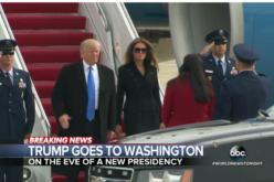 """Trump en Washington: """"Nunca ha habido un movimiento como éste"""""""