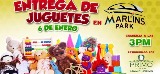 Alcaldía de Miami entregará juguetes el Día de Los Reyes Magos