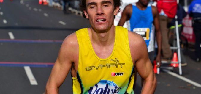 Christopher Zablocki, el atleta que ganó el maratón de Miami