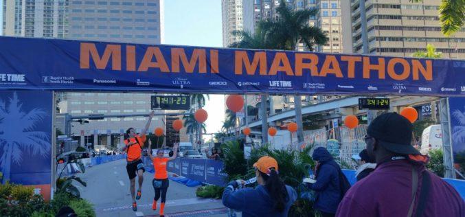 Maratón de Miami genera más de $52 millones para la economía del condado