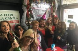La Chef Mariline Villa celebró en grande su cumpleaños en La Per Beauty Salón