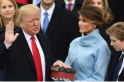 ¿Qué dijo Trump en su primer discurso como presidente de Estados Unidos?