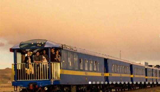 Recorrer los Andes peruanos en un tren de lujo