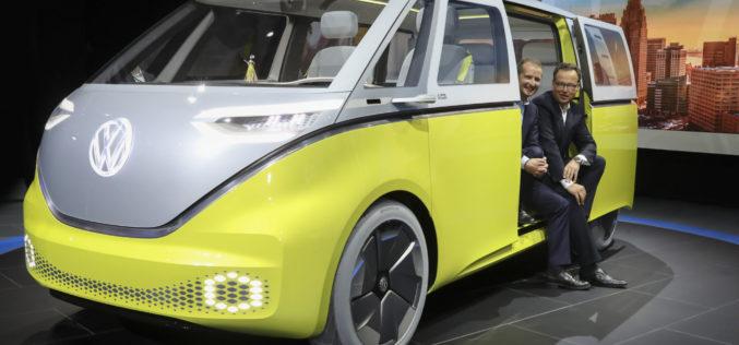 El Auto Show de Detroit abrió con pocas sorpresas y muchos conceptos