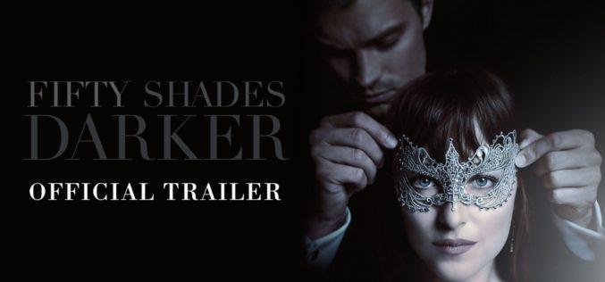 Fifty Shades Darker estrena tráiler