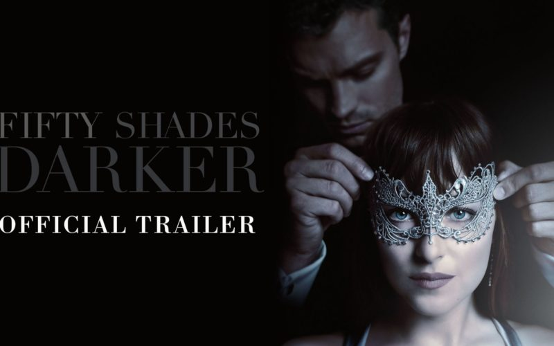 Fifty Shades Darker estrena tráiler