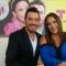 """Angélica Vale y Juan Pablo Espinosa: """"Somos seres comunes y corrientes haciendo algo extraordinario"""""""