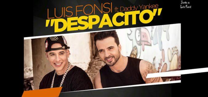 """Luis Fonsi y Daddy Yankee estrenan video """"Despacito"""""""