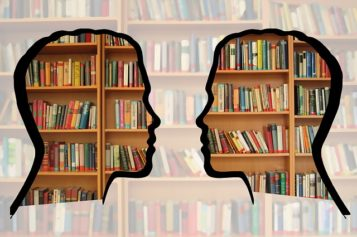 De visita a la librería