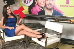 """Ximena Duque: """"Me identifico con Adriana en lo luchadora"""""""