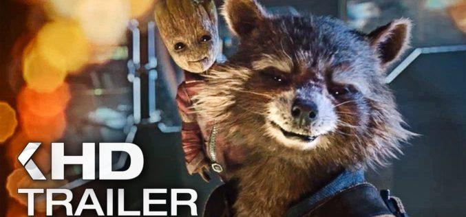 """""""Guardians of the Galaxy 2"""" estrena trailer y muestra a sus nuevos miembros"""