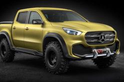 Mercedes Benz podría lanzar su clase X en EE.UU