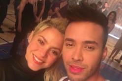 """Prince Royce y Shakira juntos en """"Deja Vu"""""""