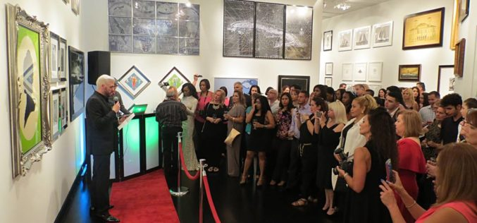 Fashion for a Cause's y Bruggens Gallery se unen a favor de Epilepsy Foundation