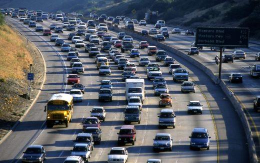 Los Angeles, San Francisco y Nueva York: las ciudades más congestionadas de los EEUU