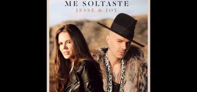 "Jesse & Joy presentan ""Me soltaste"""