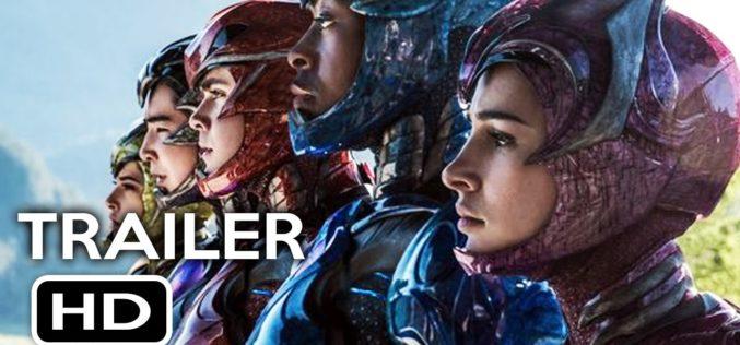 """Los """"Power Rangers"""" tomarán la pantalla grande"""