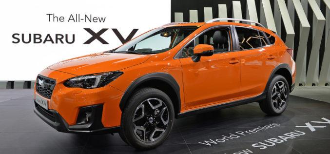 Subaru muestra en Ginebra la segunda generación del Crosstrek