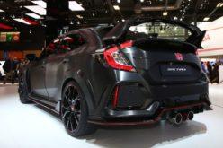 Honda quiere ganar terreno con los jóvenes: presentó el Civic Type R