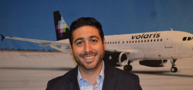 Miguel Aguiñiga lidera la conquista de mercados de Volaris