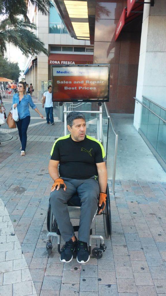 Pedro Gonzalez, ejemplo de perseverencia.
