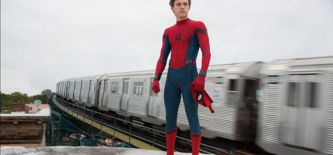 """""""Spiderman: de regreso a casa"""": el debut de Tom Holland"""