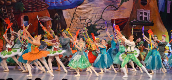 "The Arts Ballet Theatre of Florida inicia temporada con ""Chipollino"""