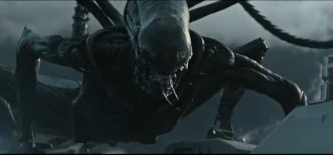 """En """"Alien: Covenant"""" los monstruos atacan de nuevo"""