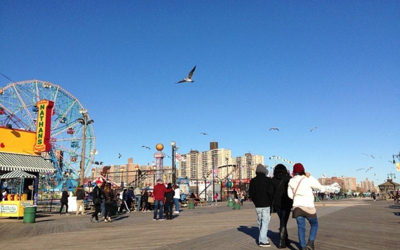 Coney Island: el lugar de Nueva York con alma de circo