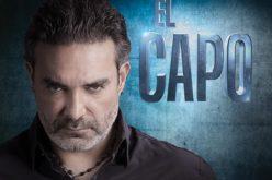 """Mauricio Islas le da vida a """"El Capo"""""""