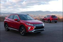 """Mitsubishi espera dar una fuerte sorpresa con su nueva SUV """"Eclipse Cross"""""""