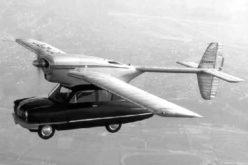 Los autos voladores: de ficción a realidad