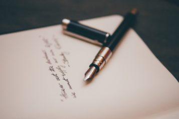 ¿Cómo usar la escritura como herramienta para sanar nuestro interior?