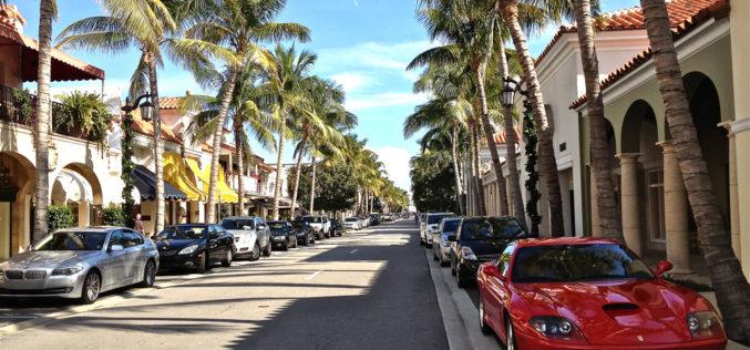 Palm Beach: refugio de ricos y famosos