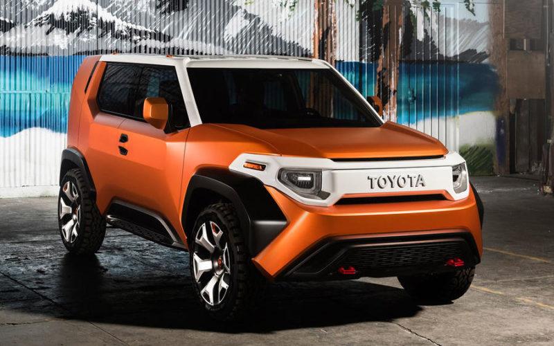 Toyota mostró un concepto muy interesante en el Auto Show de Nueva York