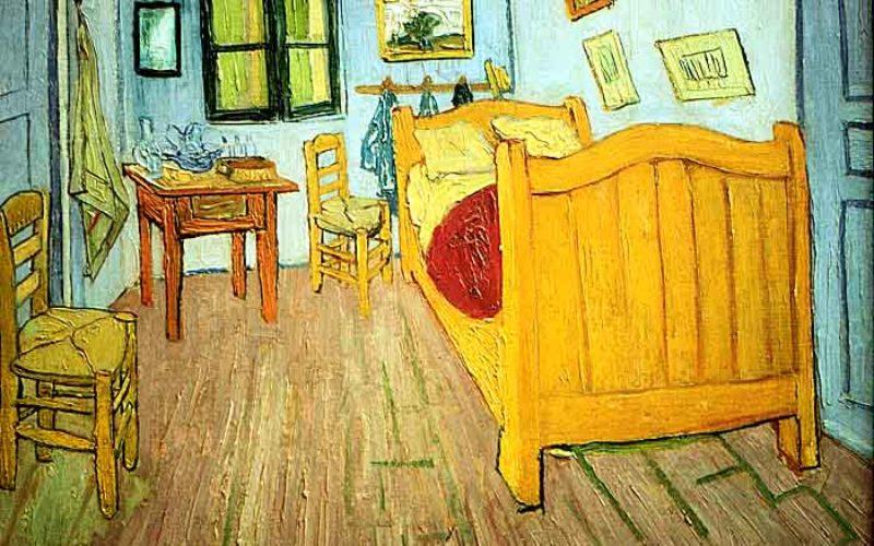 La espera, un poema dedicado a Van Gogh