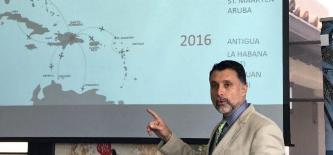 Aerolínea PAWA: Santo Domingo es el centro de conexión con el Caribe