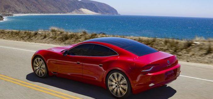Sale a la venta el más caro y exótico vehículo eléctrico fabricado en EE.UU