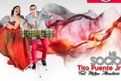 """Melina Almodóvar y Tito Puente Jr. se unen con el tema """"Mi Socio"""""""