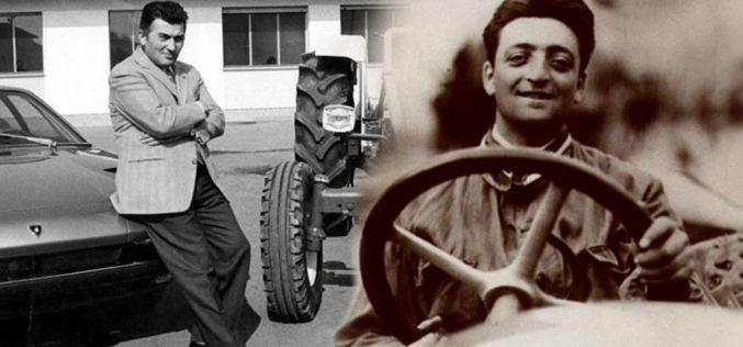 Hollywood pondrá en pantalla las vidas de Enzo Ferrari y Ferrucio Lamborghini