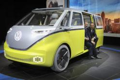 """Volkswagen confirmó la construcción del nuevo """"Kombi"""""""