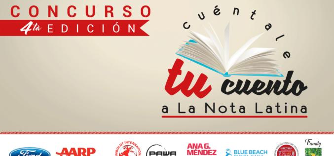 """""""Cuéntale tu Cuento a La Nota Latina"""" 2017 anuncia finalistas"""