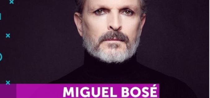 """Miguel Bosé se presentará en """"Premios Tu Mundo"""""""