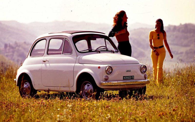 """El Fiat 500 está de fiesta: """"60 años no son nada"""""""