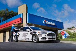 Ford y Domino's investigan uso de vehículos autónomos en las entregas de pizzas
